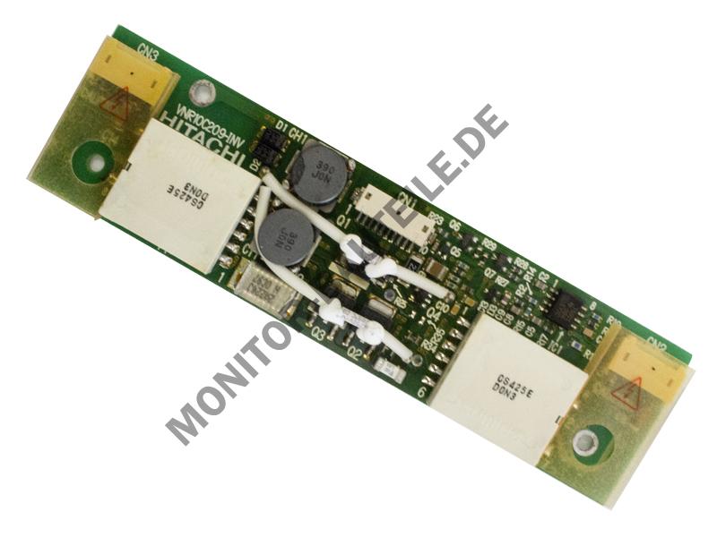 LCD-Inverter TI-INV-VNR10C209-INV passend für TOSHIBA LTM10C209A auf Lager/in Stock
